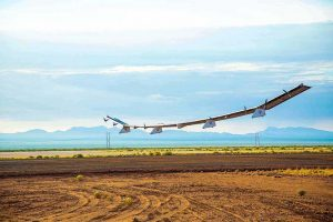 Picture of the Day: Unmanned Solar-powered Sunglider passes tests